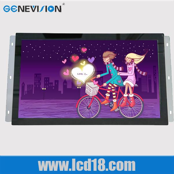 10.1 inch lcd tft monitor, open frame pos advertising display,flat screen tv