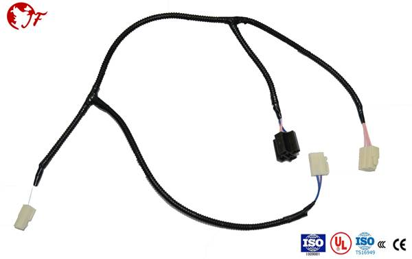 male to female wire harness