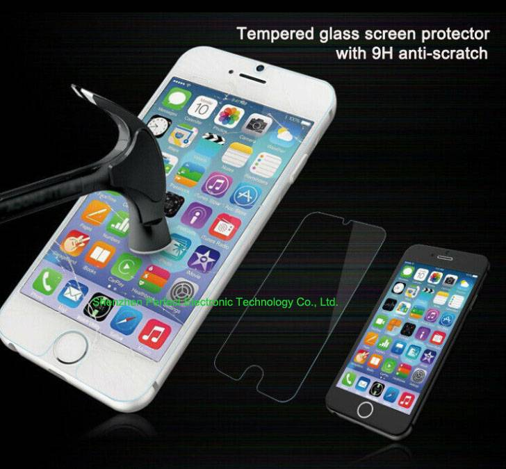 New 9H hardness Anti scratch Anti-bacterial Smart Phone HD Tempered glass screen protector