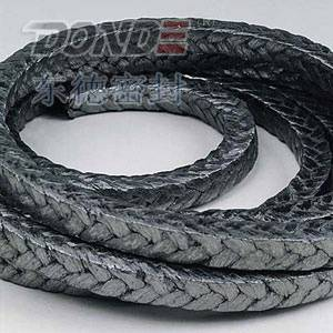 High strength Flexible Graphite Packing