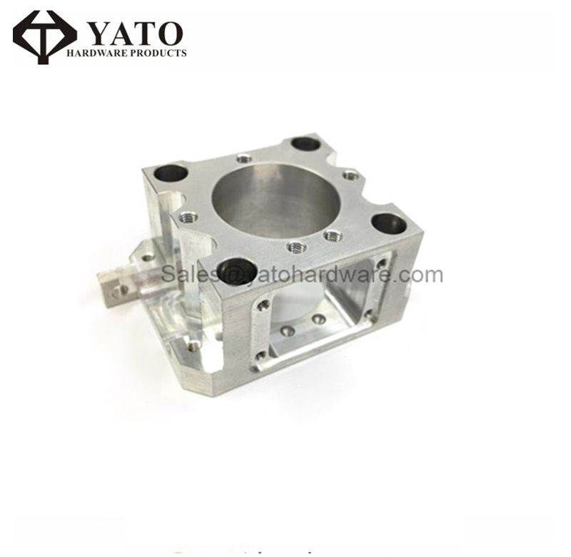 Aluminium Alloy Customized Parts