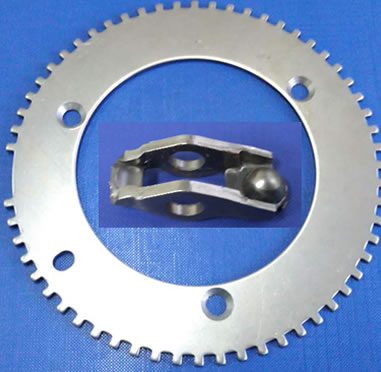 Shock Absorber Signal Wheel China