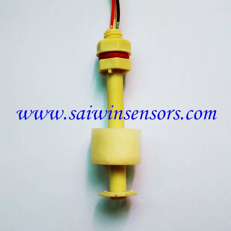 L=62mm Horizontal Float Switch Liquid Level Sensor