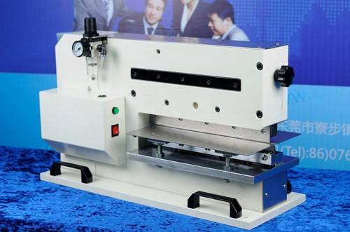 pcb v-cut cutting machine/imported cutter PCB cutting machine