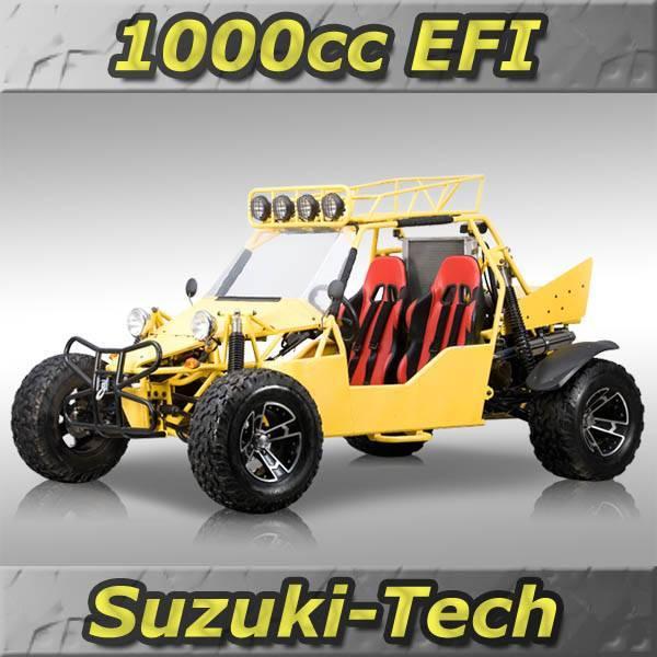 NEW - 1000cc Suzuki-Tech EFI Dune Buggy / Go Kart (GK1000-2