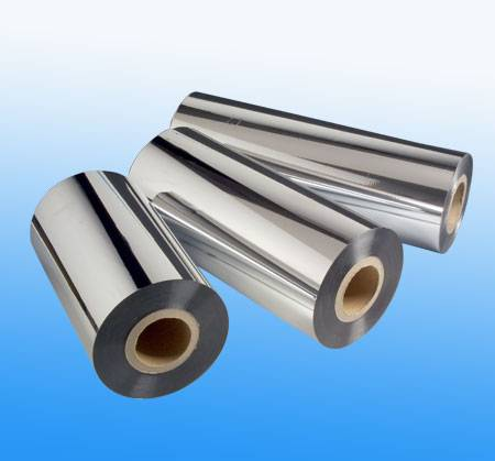 VMCPP film, Metallized CPP Aluminum Film