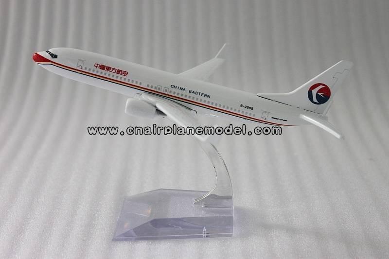 model plane B737-800 China Eastern