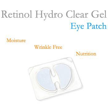 Retinol Hydro Clear Gel Eye Patch