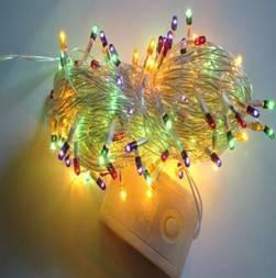 rice bulbs christmas lights