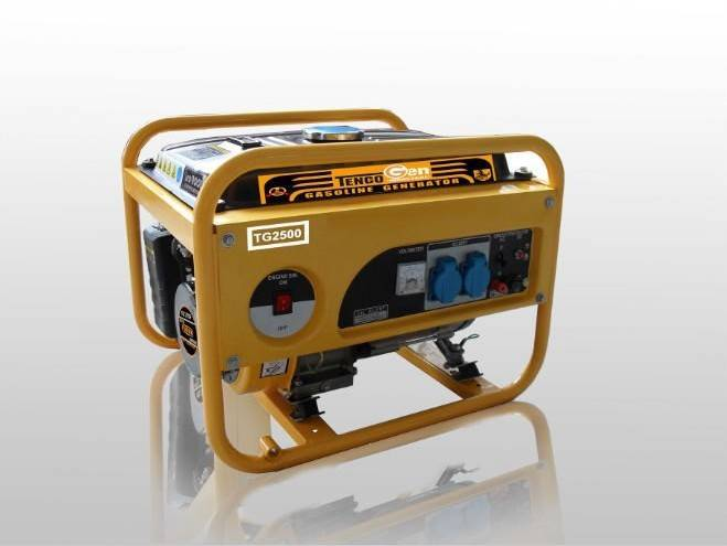 TencoGen 0.6-10.0 KVA Air-Cooled Gasoline Generator Set