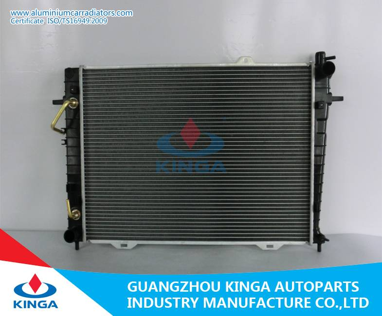 Hyundai Auto Aluminum Radiator