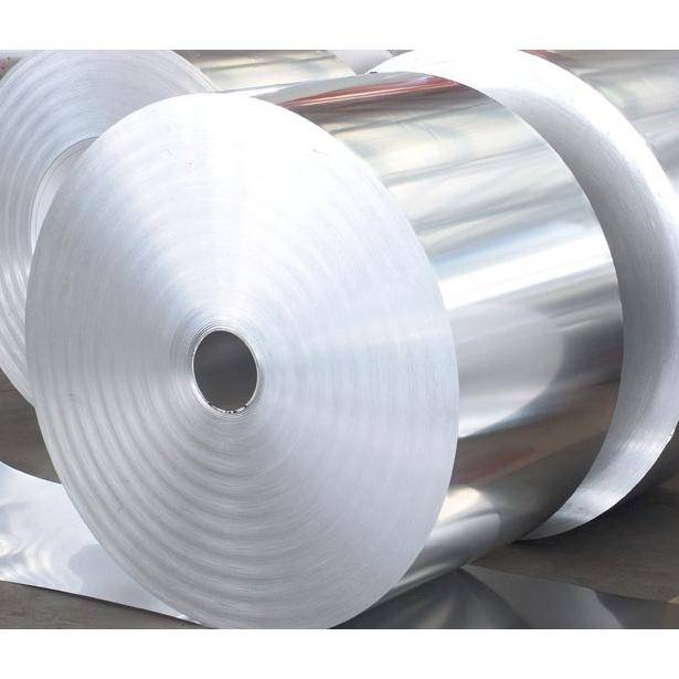 manufacturer of Aluminum Foil to Be Used as Packing Material (MSD001)