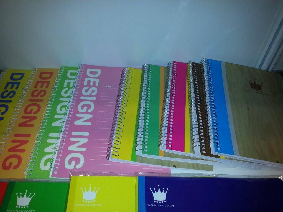 Notebook / Sprial Notebook