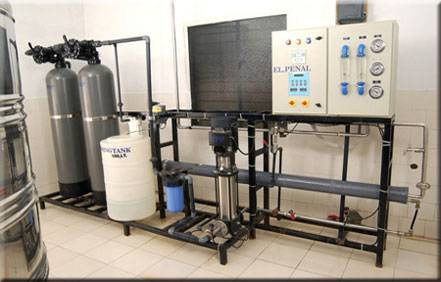offer to sell mineral water plant
