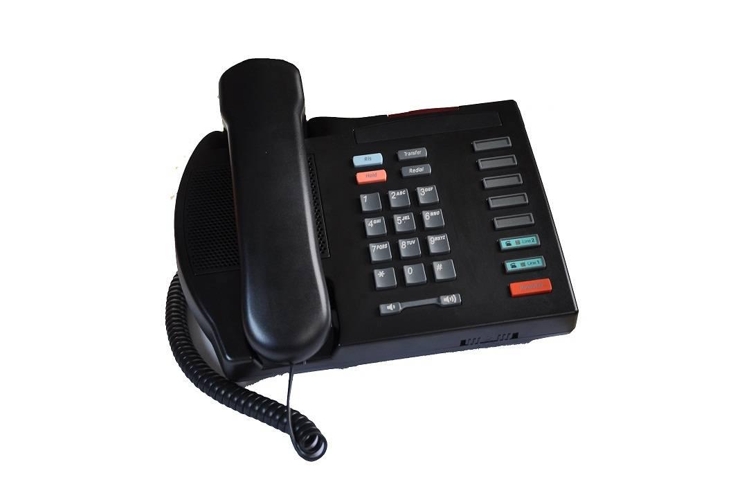 SIP VoIP Phone with PoE, IAX2