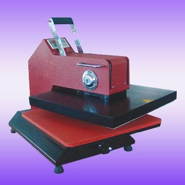 Swing-away Heat Press Machine(thicker heating plate,digital panel)