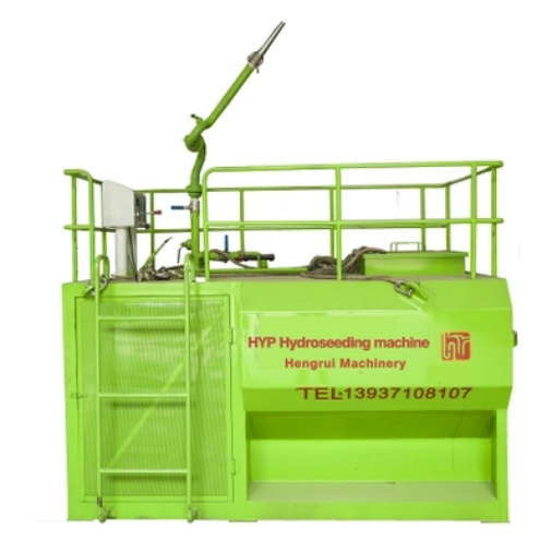 20kw Power Hydroseeding Machine/Water Spraying Machine