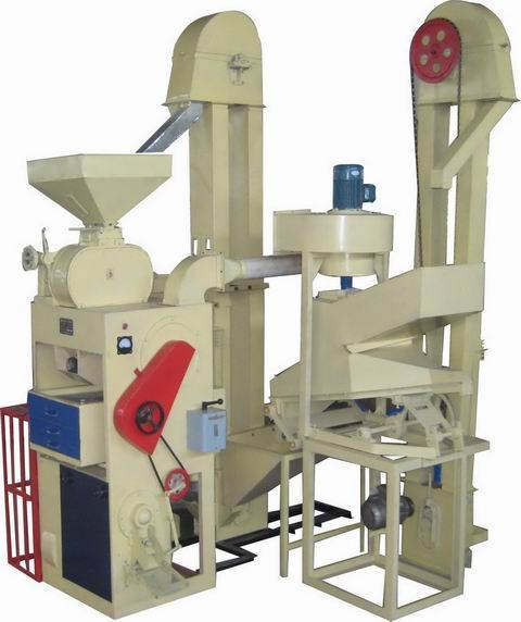 rice/paddy process machine