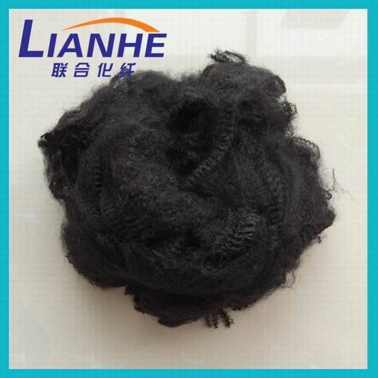 1.5d-15d recycled polyester staple fiber