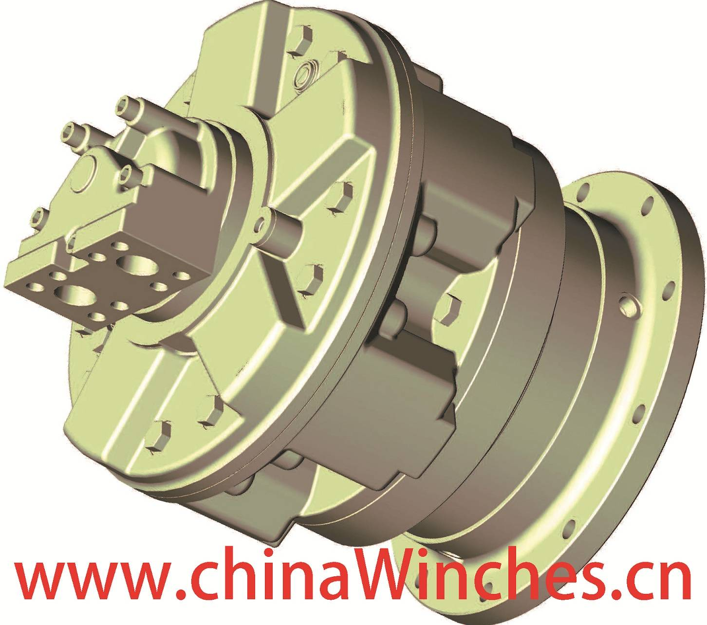 Hydraulic motor GM05 GM1 GM2 GM3 GM4 GM5 + R13 R20 R21 R24 R28 WR10 WR20 Sai GM Gearbox