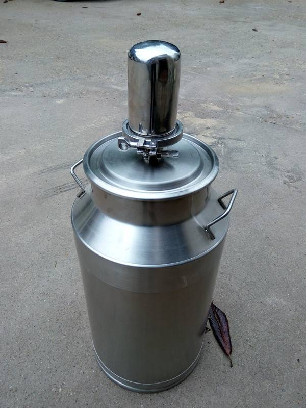 sanitary wine fermentation bucket