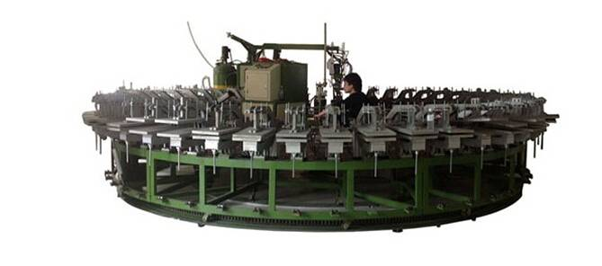 shoe sole automatic production line