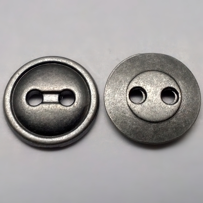 Cheap price 2 holes sewing snap button for clothing
