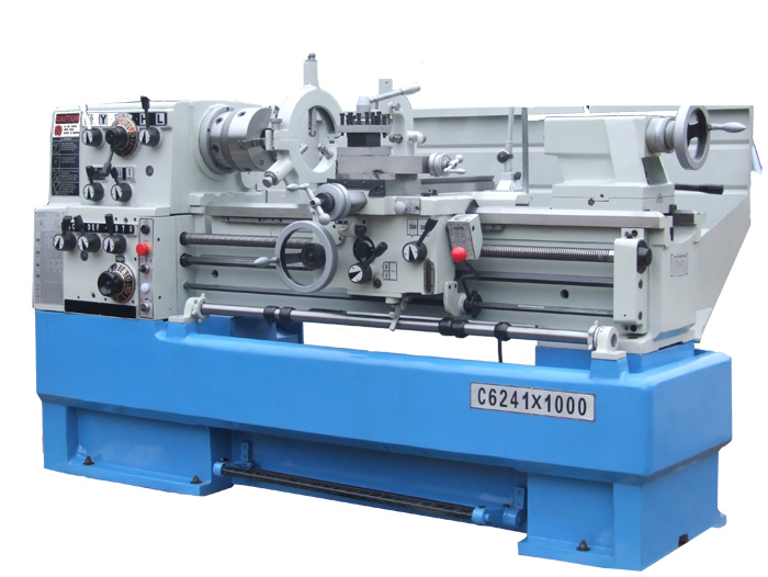 Heavy Duty Gap Bed Lathe with good price