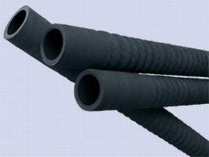 Marine high pressure oil-conveying rubber hose