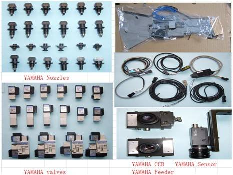 Sell YAMAHA SMT (Surface-Mount Technology)machines spare parts, Smt Filter, Smt Nozzle, Smt Feeder