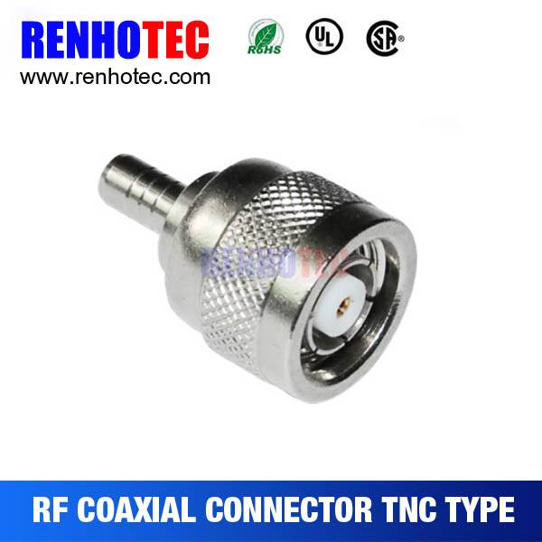 Hot Sale TNC Male Connector For Cable Rg59 RG59