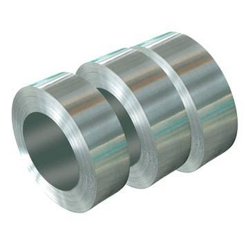 Hot dip zinc galvanized narrow steel strip slitted GI