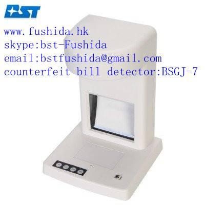 Bill detectors,money detectors,counterfeit banknote detector