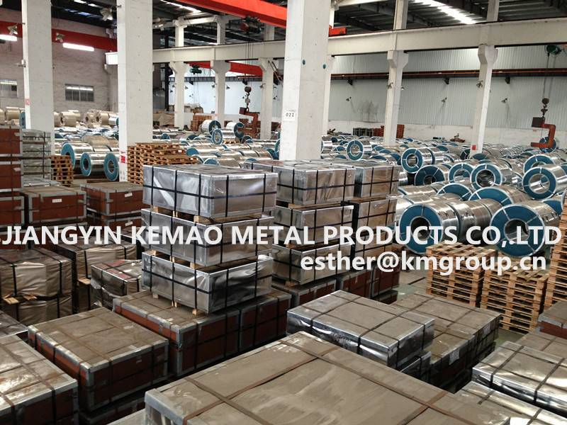 Printed tinplate coils/sheets/tin sheets/ tin pails steel price on best price