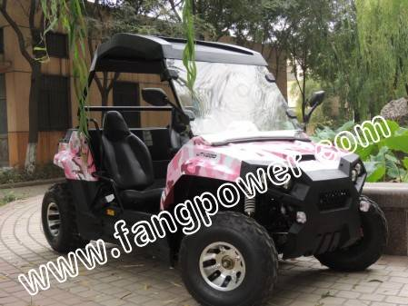 fast shipping factory direct chain drive UTV 200cc