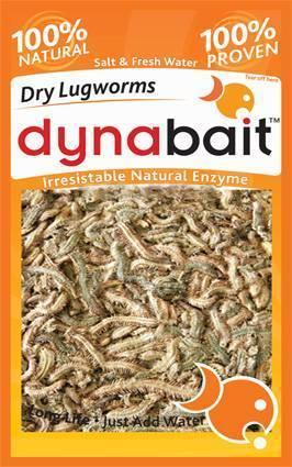 Dry lugworm