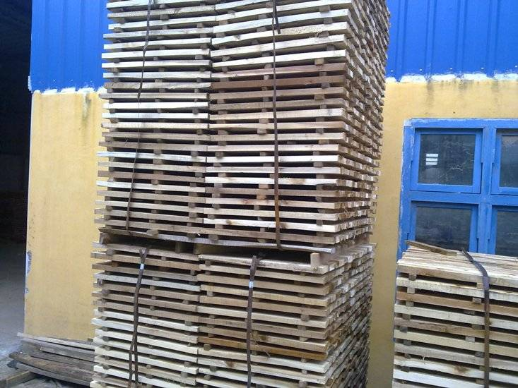VIETNAM ACACIA SAWN TIMBER