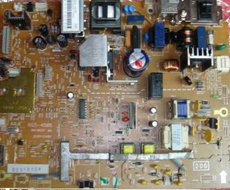 HP1100 power board