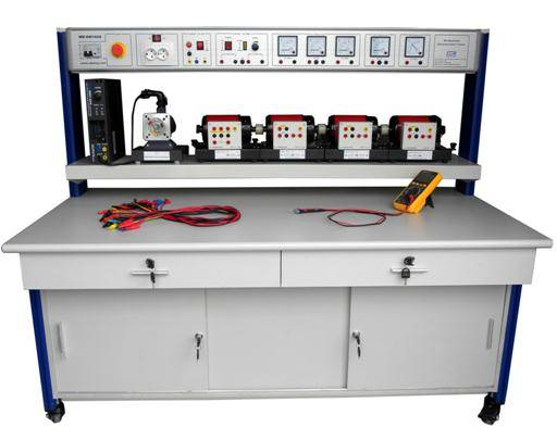 Sell ZME608DM Direct-current Motor Training Equipment