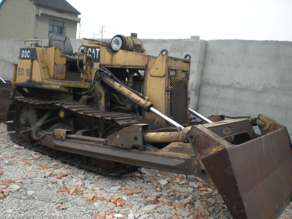 Used CAT D3C bulldozer,mini bulldozer(CAT D3C dozer)