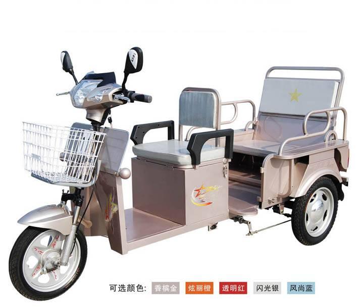 4 passengers high power three wheeler price ETP-12