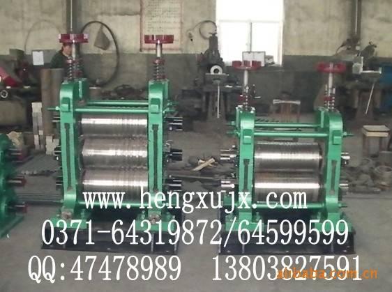 new pattern steel bar rolling mill