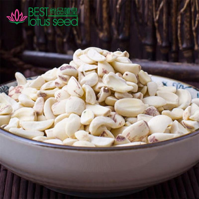 Dried Shard White Lotus Seed Nut Kernel Lotus Extract Paste Manufacture Wholesaler Exporter Supplier