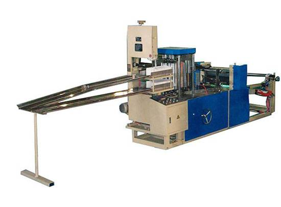 Double-Routes Output Embossing Tissue Napkin Making Machine JWC-YHZD-SL