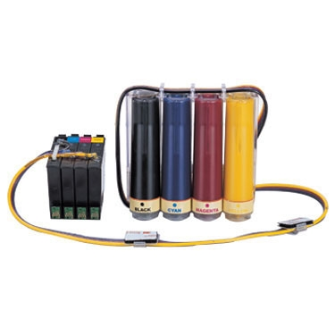 Continuous Ink Supply System, CISS for EPSON Stylus D68/ D88 4C