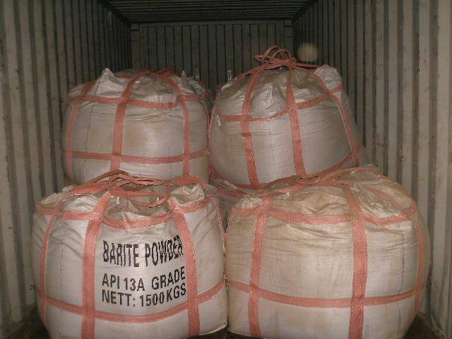 sell API standard barite powder