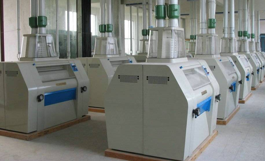 wheat flour processing equipment,maize roller mill machine