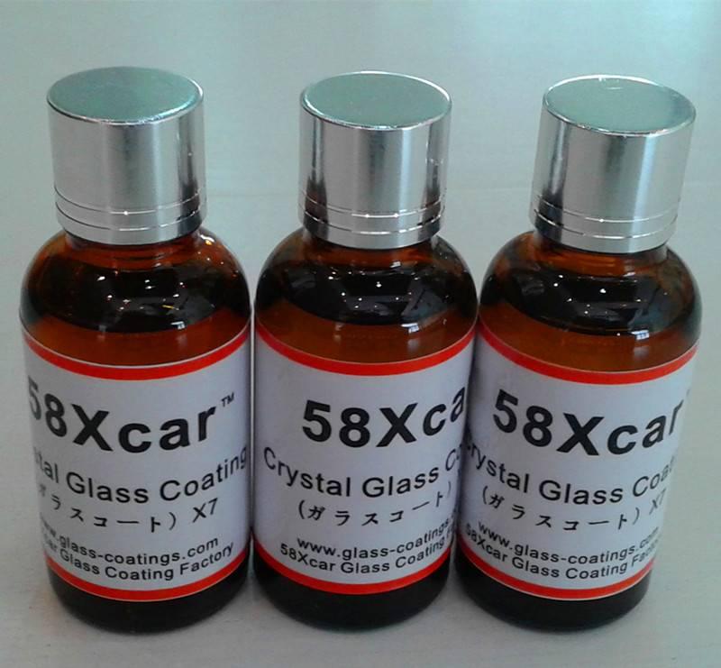 liquid glass coating, nano glass coating, crystal glass coating