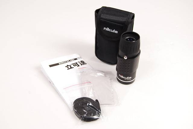 7x18 Monocular Telescope Optics Products