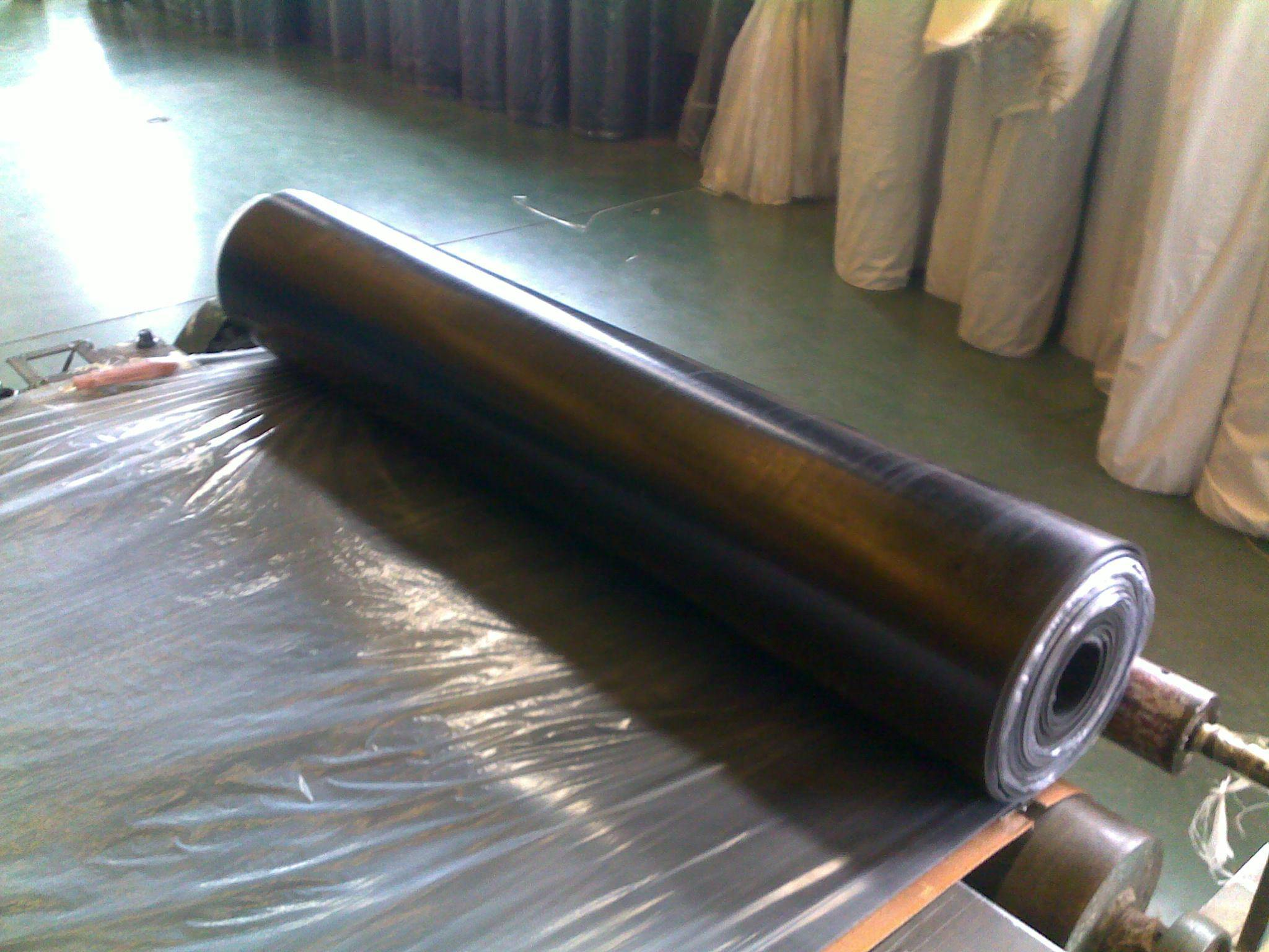 Neoprene rubber sheet for industrial